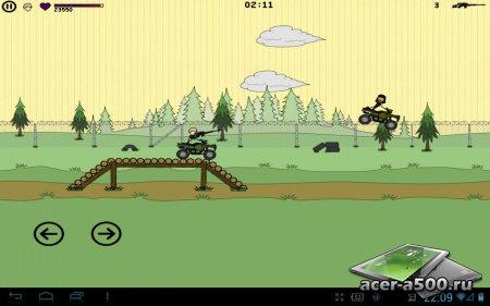 Doodle Army (обновлено до версии 1.3)
