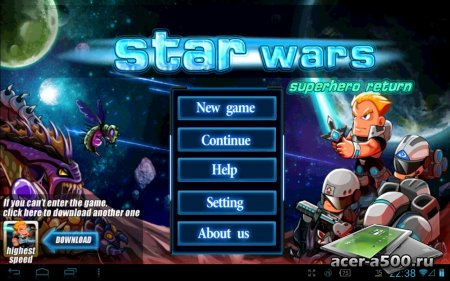star wars:superhero return версия 1.16