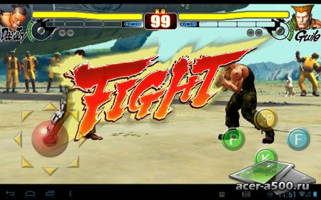 Street Fighter IV (обновлено до версии 1.00.02)