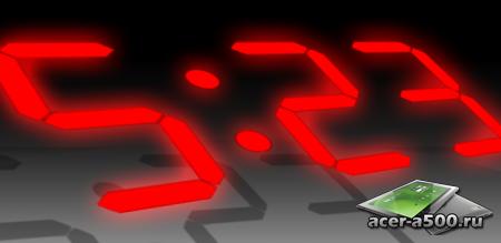 Digital Alarm Clock - Pro (Цифровые часы-будильник - Pro)