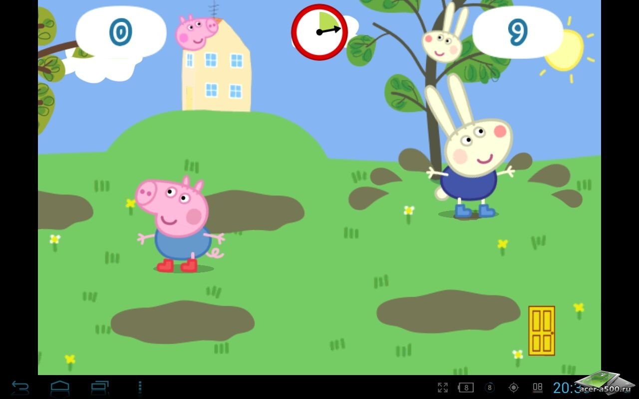 Peppa Pig Paintbox GAMES ON прохождение игры на Android ...