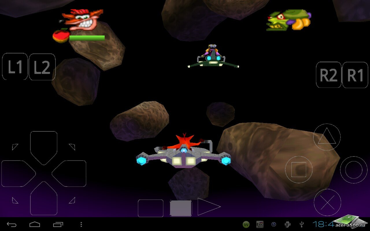 How to play ps3, ps4 games in Android - YouTube