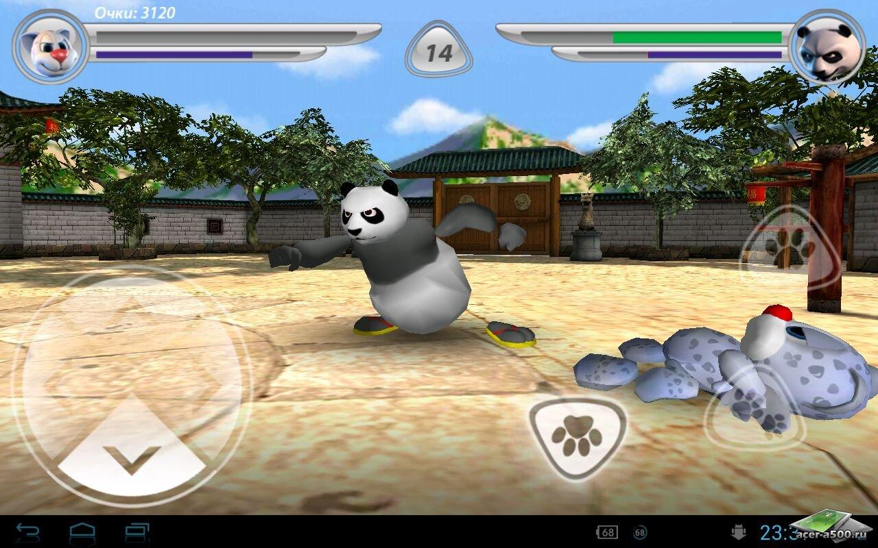 "Игра ""UNIFIGHT"" для планшетов на Android"