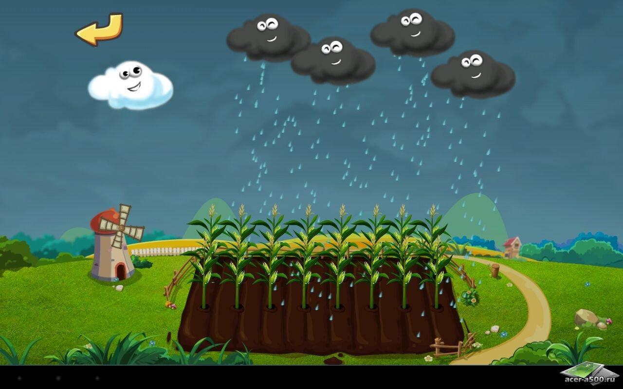 """Игра """"Dr. Panda's Veggie Garden"""" на Андроид"""