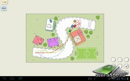 Гонки на бумаге (Paper Racing) версия 1.1