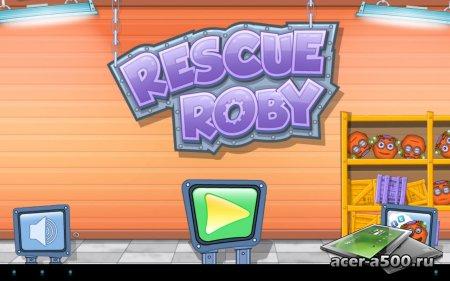 Rescue Roby (обновлено до версии 1.7) [свободные покупки]