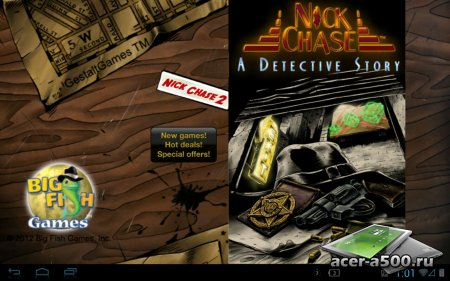 Nick Chase: Detective (Full) версия 0.9.2