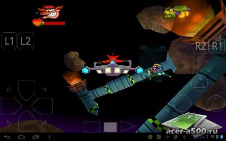 ePSXe for Android (эмулятор Sony PlayStation One) (обновлено до версии 2.0.1)