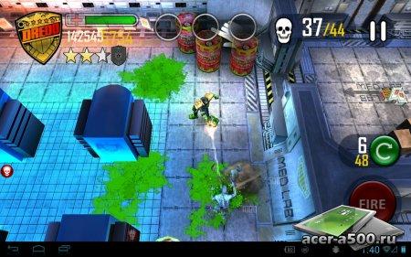 Judge Dredd vs. Zombies версия 1.6