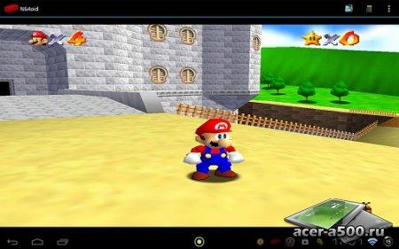 N64oid  (Эмулятор Nintendo 64)
