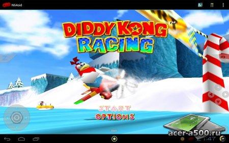 N64oid версия 2.7 (Эмулятор Nintendo 64)
