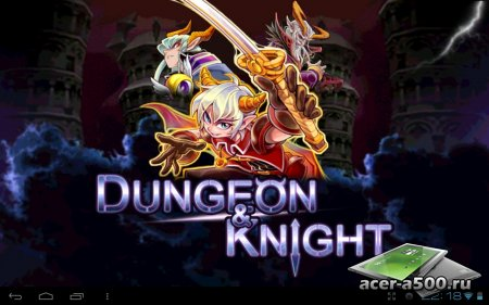 [3D RPG] Dungeon&Knight Plus ������ 1.3.0