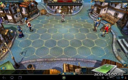 King's Bounty: Legions (обновлено до версии 1.4.12)
