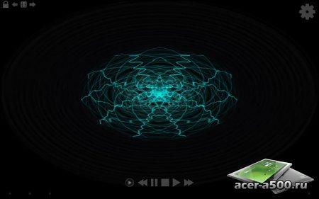 projectM Music Visualizer версия 3.31