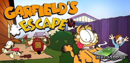 Garfield's Escape Premium (обновлено до версии 1.0.2)