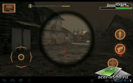 biohazard 4 Mobile edition версия 1.00.00 [свободные покупки]