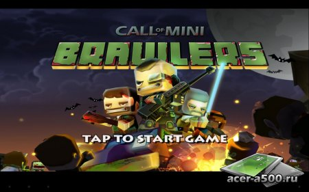 Call of Mini: Brawlers версия 1.1 [свободные покупки]