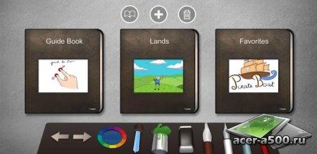 Paperless-Draw, sketch, tablet (Paperles- рисовать с планшетом)