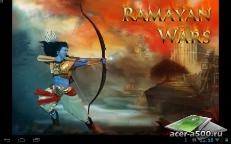 Ramayan Wars: The Ocean Leap версия 1.0.2