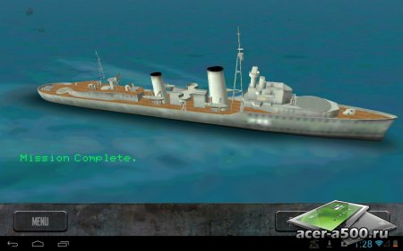 Battleship Destroyer версия 3.0 [свободные покупки]
