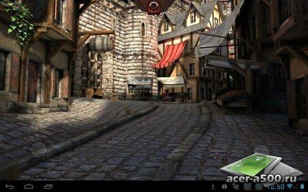 Epic Citadel версия 1.05