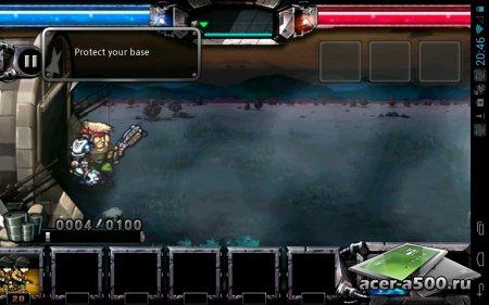 Army VS Zombie версия 1.0.1 [свободные покупки]