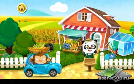 Огород Dr. Panda (Dr. Panda's Veggie Garden) версия 1.03