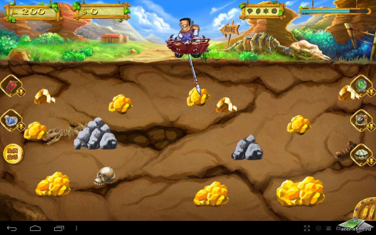 gold mining games - HD1280×800