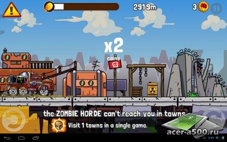 Zombie Road Trip v3.7 [свободные покупки]
