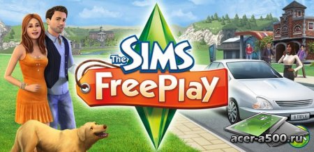 The Sims� FreePlay v5.10.0 [��������� �������] [Online]