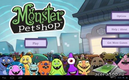 Monster Pet Shop версия 1.0.4.0a [свободные покупки]