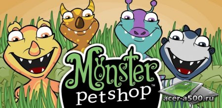 Monster Pet Shop a