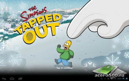 The Simpsons™: Tapped Out v4.19.3 [Online] [много денег]