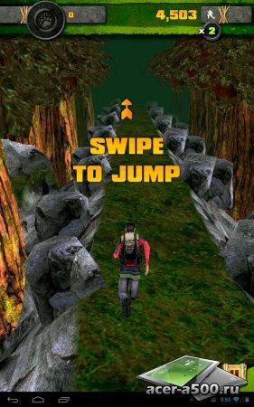 Survival Run with Bear Grylls версия 1.2.4 [свободные покупки]