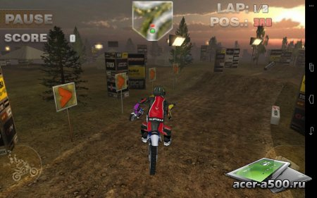 Hardcore Dirt Bike 2 версия 1.01