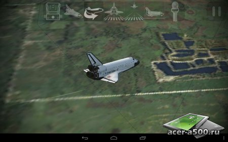 F-Sim Space Shuttle v2.4.223