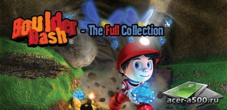 Boulder Dash®-The Collection™ (Boulder Dash ®-Коллекция ™)  / BoulderDash®-TheFullCollection