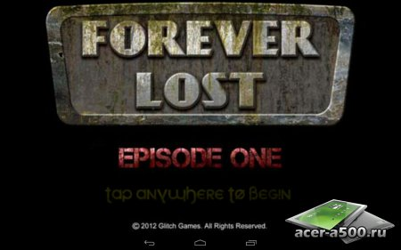 Forever Lost: Episode 1 SD версия 1.0