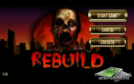 Rebuild версия 3.06