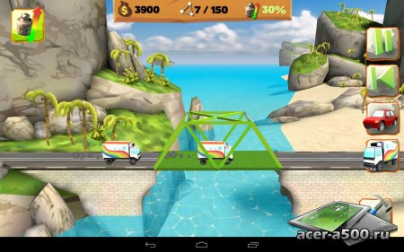 Bridge Constructor Playground (обновлено до версии 1.2 Build 102184)