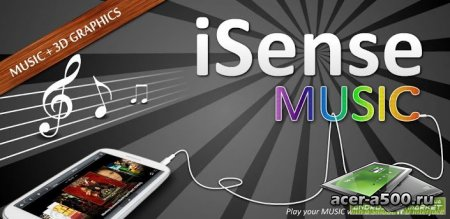 iSense Music - 3D Music Player ������ 1.013