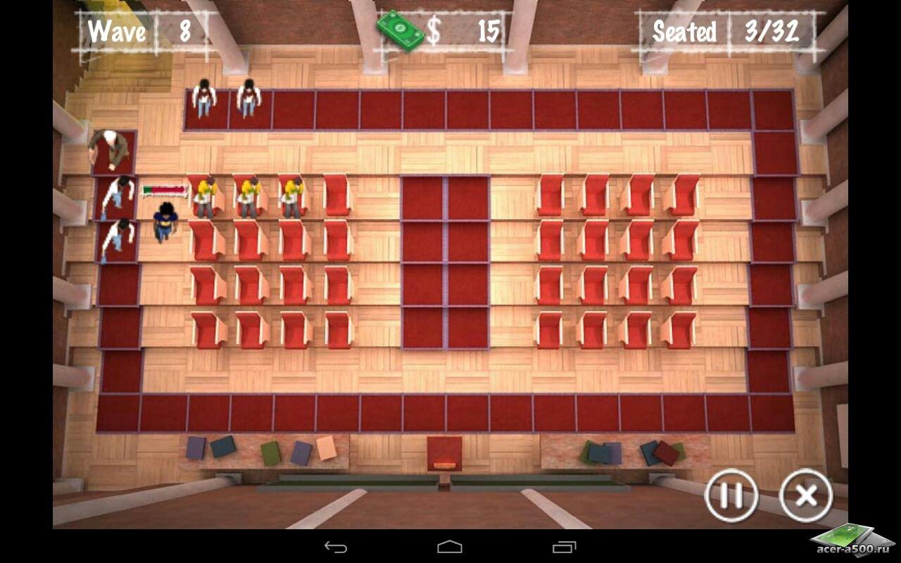"Игра ""Ivory Tower Defenders"" для планшетов на Android"