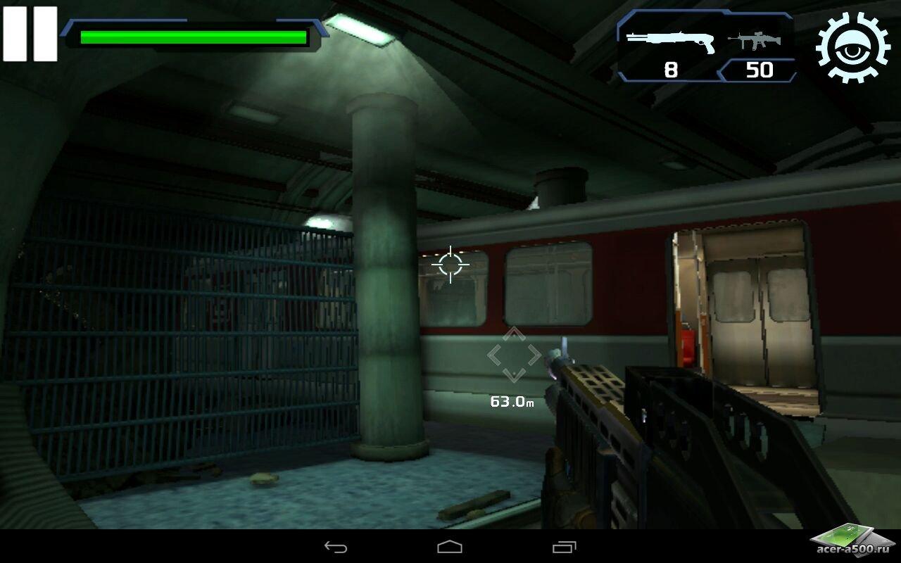 "Игра ""The Conduit HD"" для планшетов на Android"