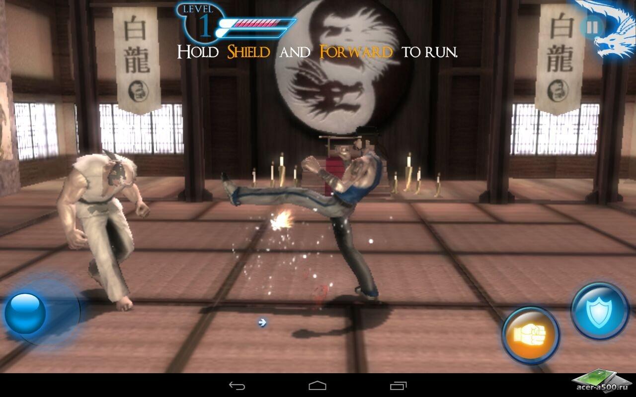 "Игра ""Brotherhood of Violence"" для планшетов на Android"