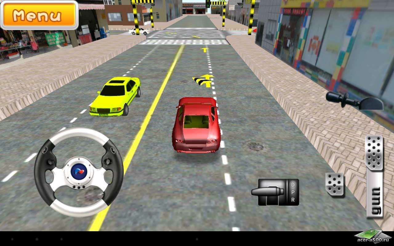 Скачать игру driving school 3d на андроид