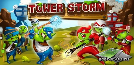 Tower Storm GOLD версия 1.1.5