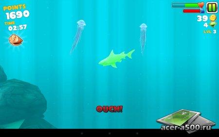 Hungry Shark Evolution v2.5.0 [свободные покупки]