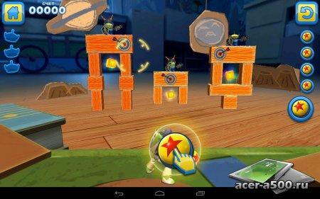 История игрушек: Городки (Toy Story: Smash It!) (обновлено до версии 1.1.0)