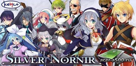 RPG Silver Nornir