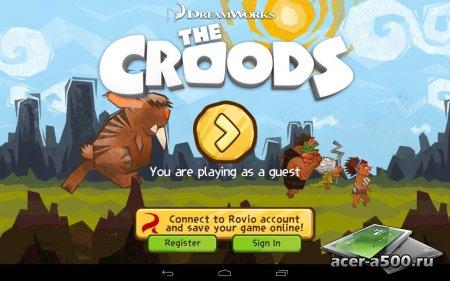 The Croods (обновлено до версии 1.0.4)